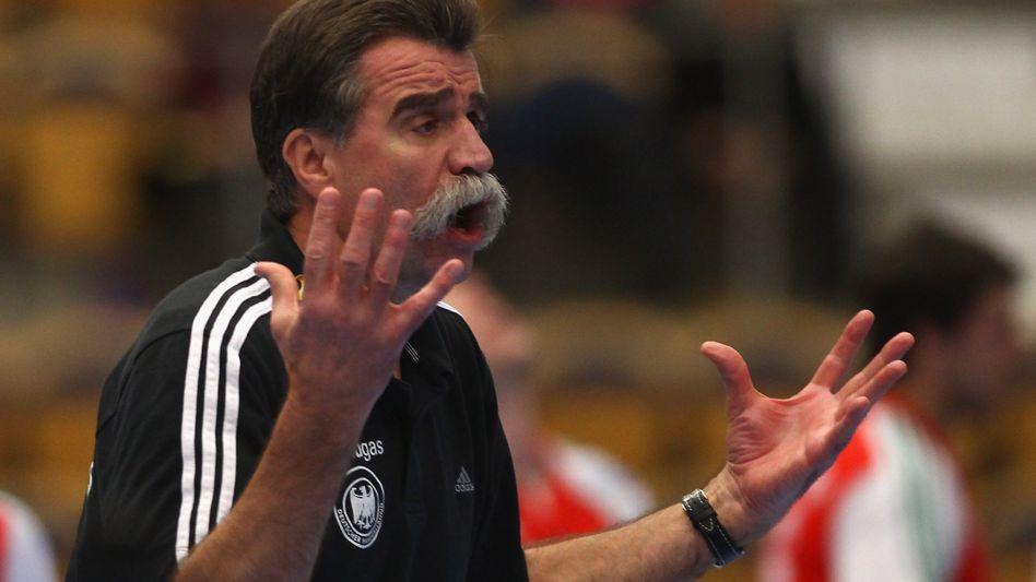 """Handball-Bundestrainer Brand: """"Es reicht einfach nicht"""""""