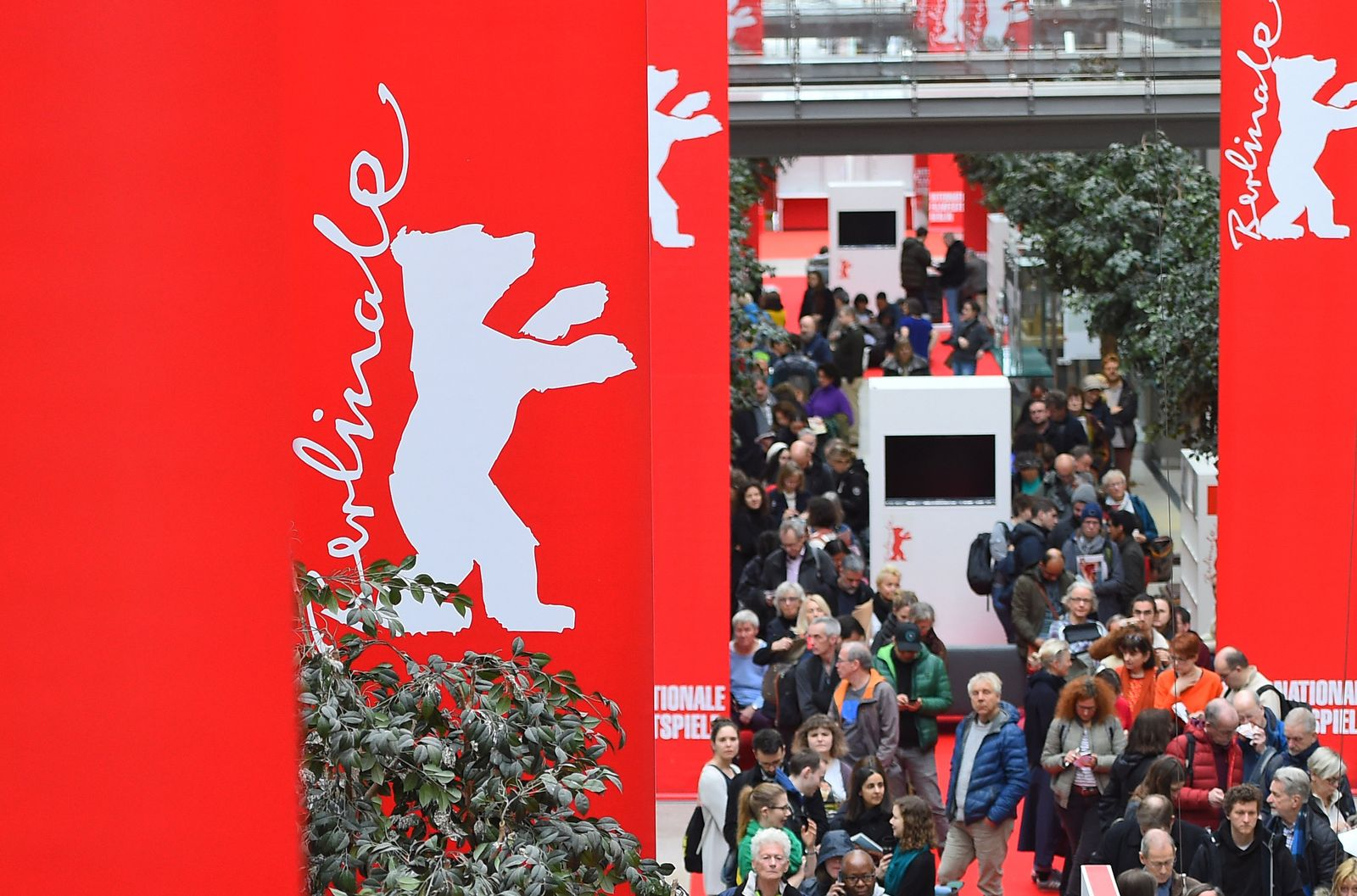 70. Berlinale - Beginn Karten-Vorverkauf