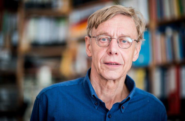 Protestforscher Dieter Rucht
