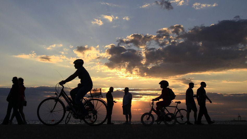 Freude an der Bewegung: Richtig eingesetzt kann Sport Medikamente überflüssig machen