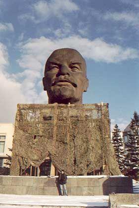 Lenin, Wladimir Iljitsch: Andreas Stocker und ein Großkopferter