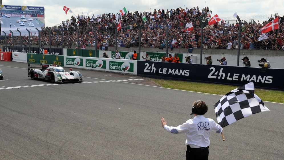 24 Stunden von Le Mans: Audi triumphiert