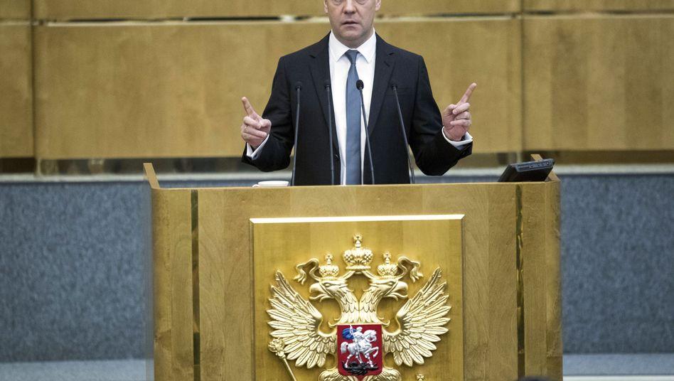 Dmitrij Medwedew