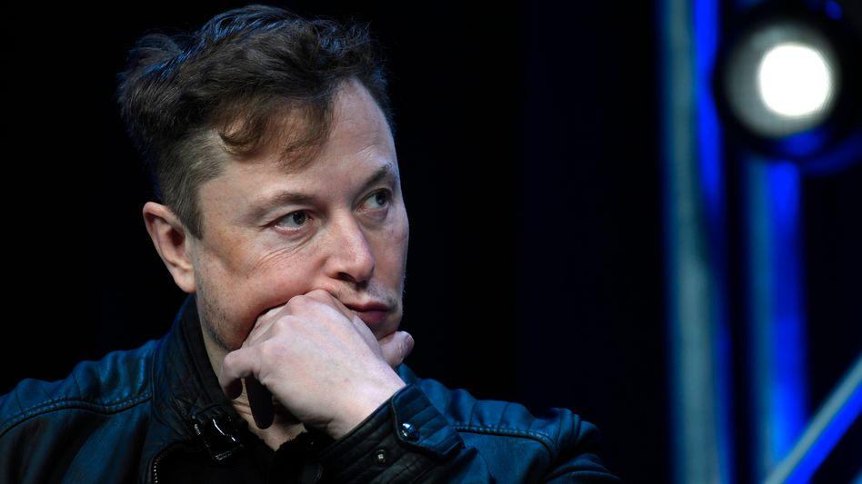 Tesla-Gründer Elon Musk: Kein Freund von Gewerkschaften