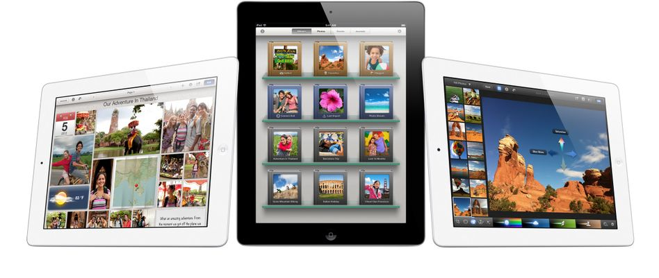 Werbung für das iPad: Absprachen für höhere Preise?