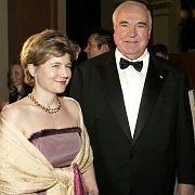 Altbundeskanzler Helmut Kohl mit Ehefrau Maike Kohl-Richter: Keine Hochzeitseinladung für seine Söhne