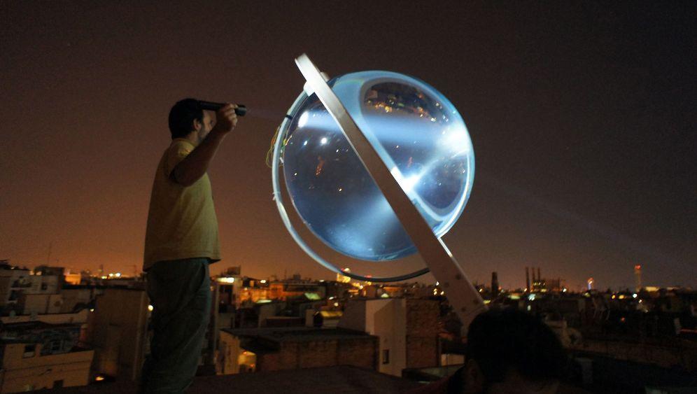 Neue Kollektortechnik: Mondscheinenergie