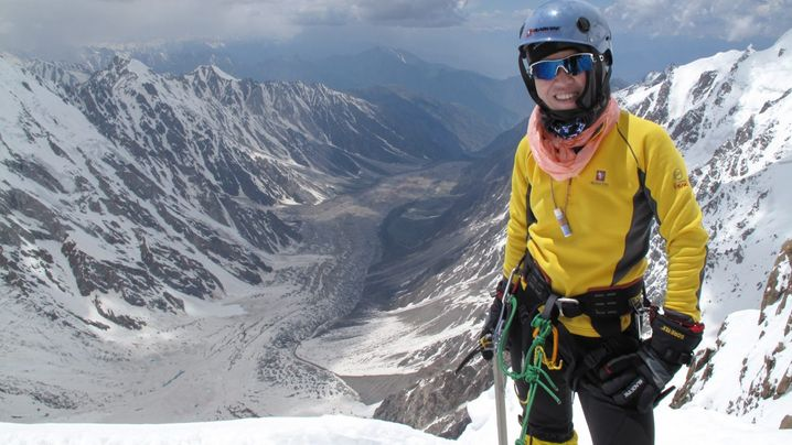 Extrembergsteigen: Wettkampf der Gipfelstürmerinnen