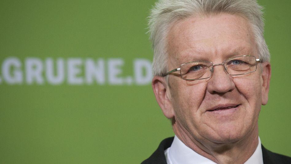 "Grüner Ministerpräsident Kretschmann: ""Stille Revolution"" angekündigt"