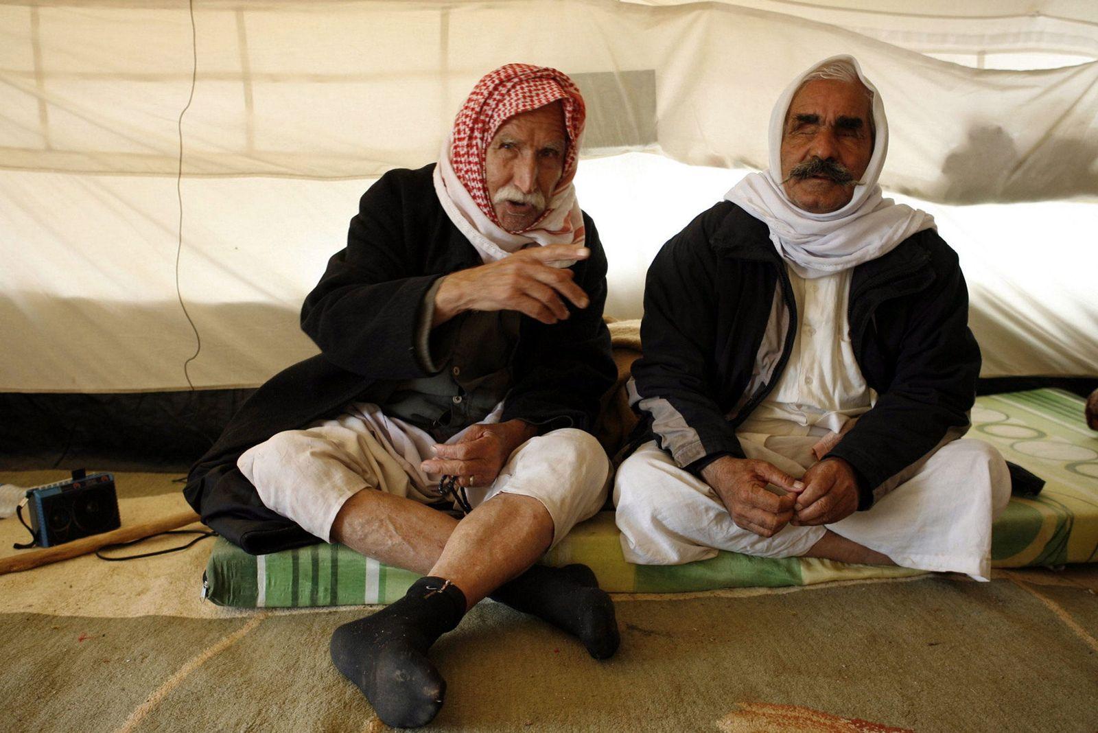 Jseiden/Flüchtlinge/Irak