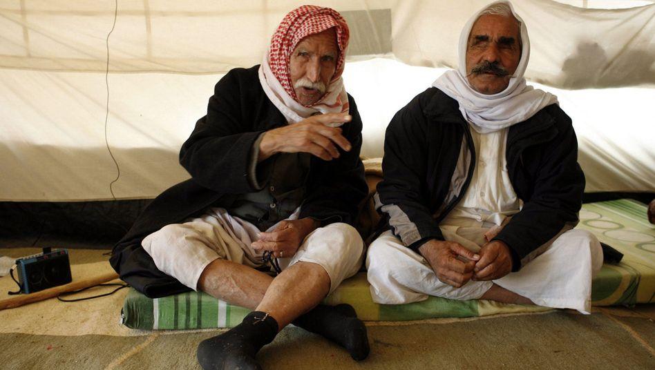 Jesidische Flüchtlinge im Irak: Zehntausende mussten ihre Heimat verlassen
