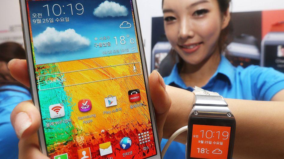 Samsung Galaxy Note 3: Nur mit Sim-Karten der Verkaufsregion nutzbar
