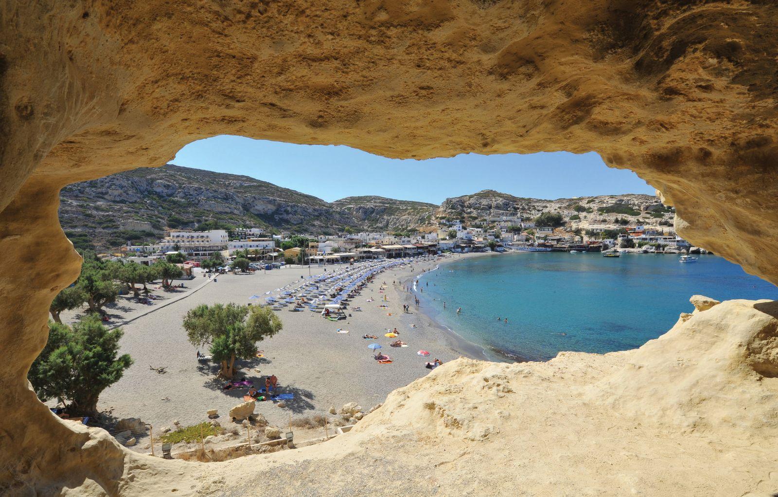 Griechenland / Tourismus