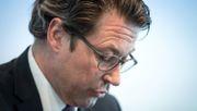 E-Mails belasten Verkehrsminister Scheuer