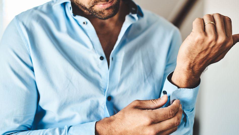 Ein gutes Hemd sitzt nicht nur richtig, es ist auch robust