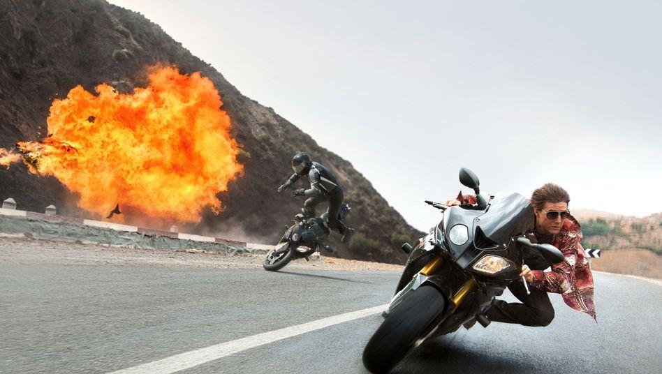 """Neuer """"Mission: Impossible""""-Film: Ganz schön smooth, Mr. Cruise!"""