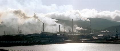 Fabrik in Sibirien: Klimawandel nicht kurzfristig zu stoppen