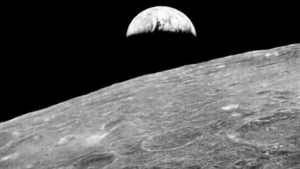 Erde und Mond in den Sechzigern: So scharf wie noch nie