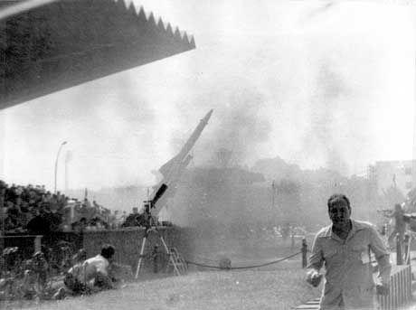 Rückschlag für den Nahost-Frieden: Im Oktober 1981 wird Ägyptens Präsident Anwar Sadat ermordet