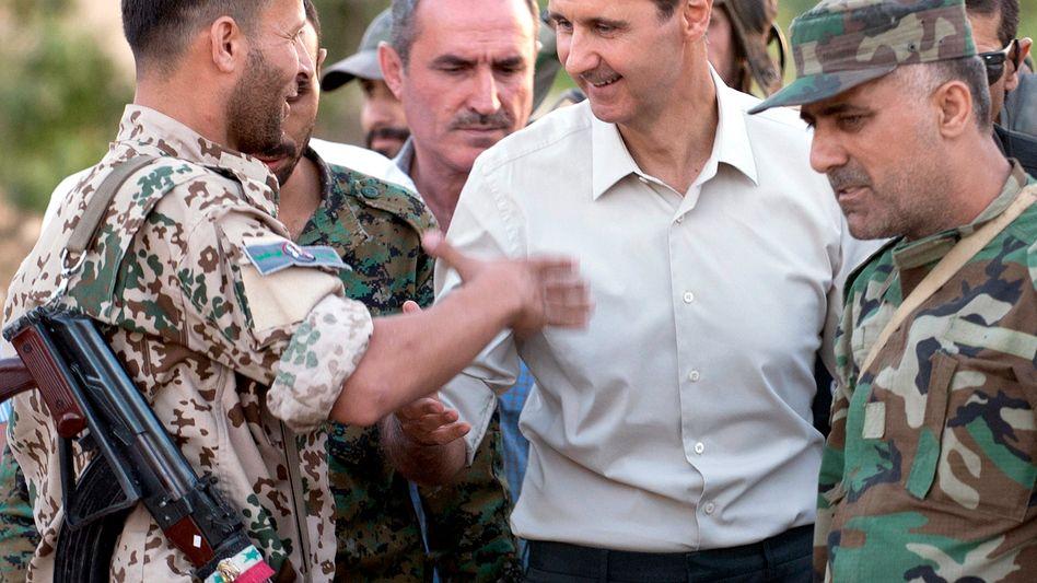 Syrischer Diktator Assad