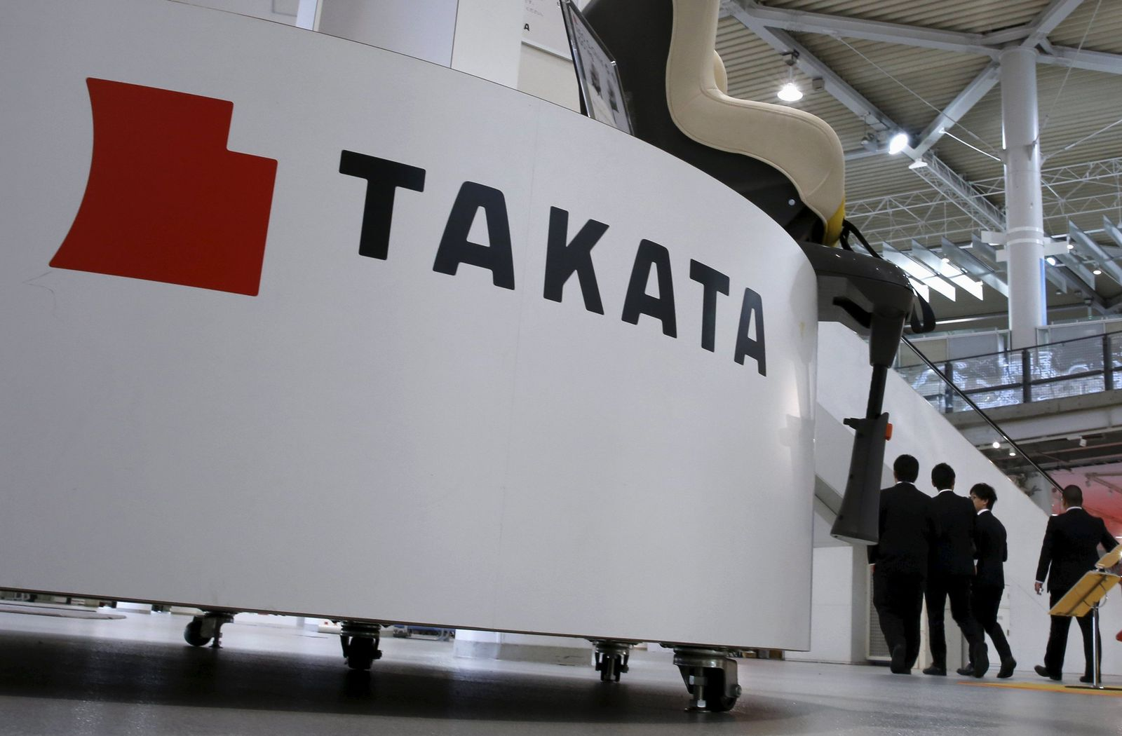AUTOS-TAKATA/RESULTS