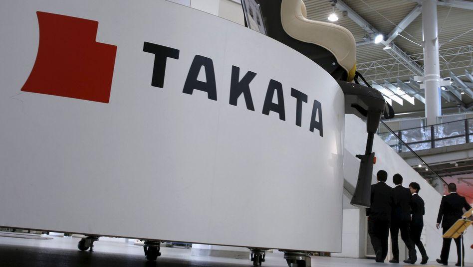 Takata-Showroom in Tokio