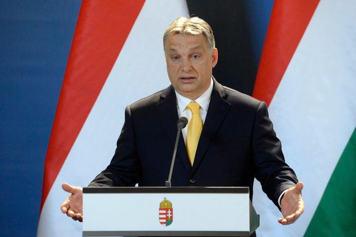 Ungarns Regierungschef Viktor Orban