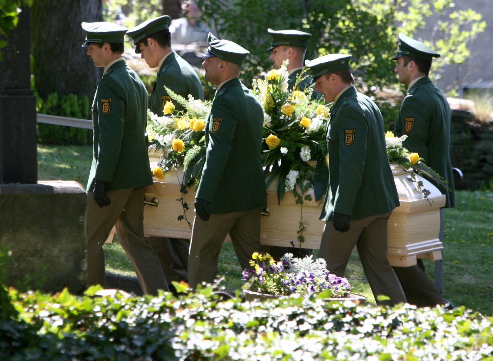 NICHT VERWENDEN Heilbronn/ Polizistenmord