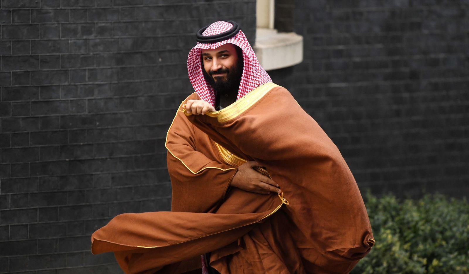 Saudi-Arabien/ Kronprinz Mohammed bin Salman/ Jamal Khashoggi