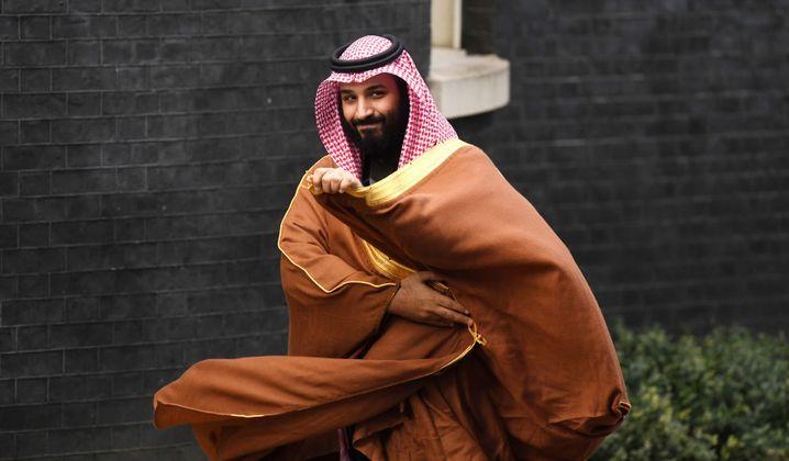 Mohammed bin Salman, kurz MbS