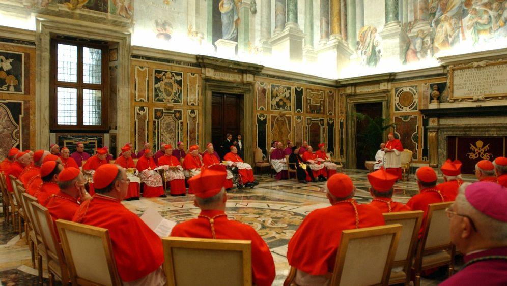 Papstwahl: Strippenziehen im Vatikan