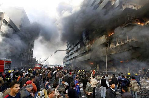"""A car bomb attack in Baghdad: """"I'm afraid these attacks will continue in the future."""""""