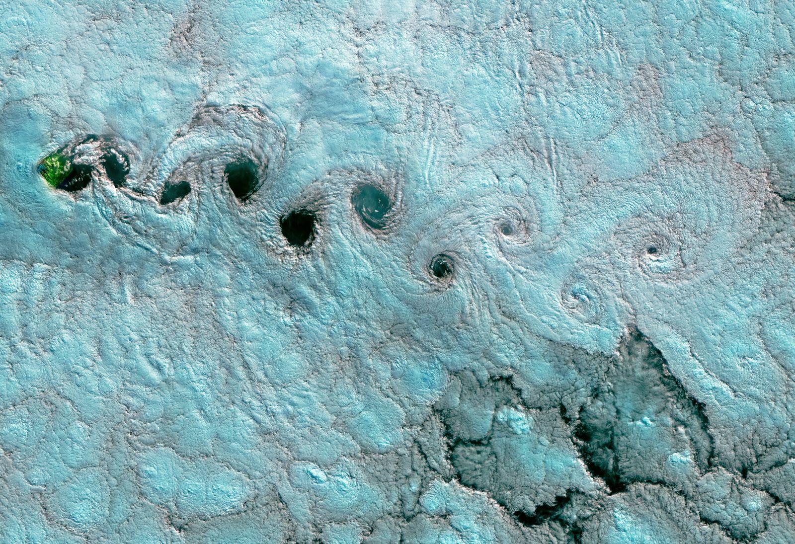 Satellitenbild / KW33 / Guadalupe