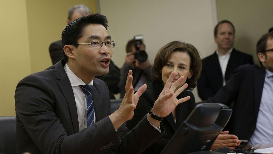 Rösler im Silicon Valley: Zum Staunen nach San Francisco gekommen