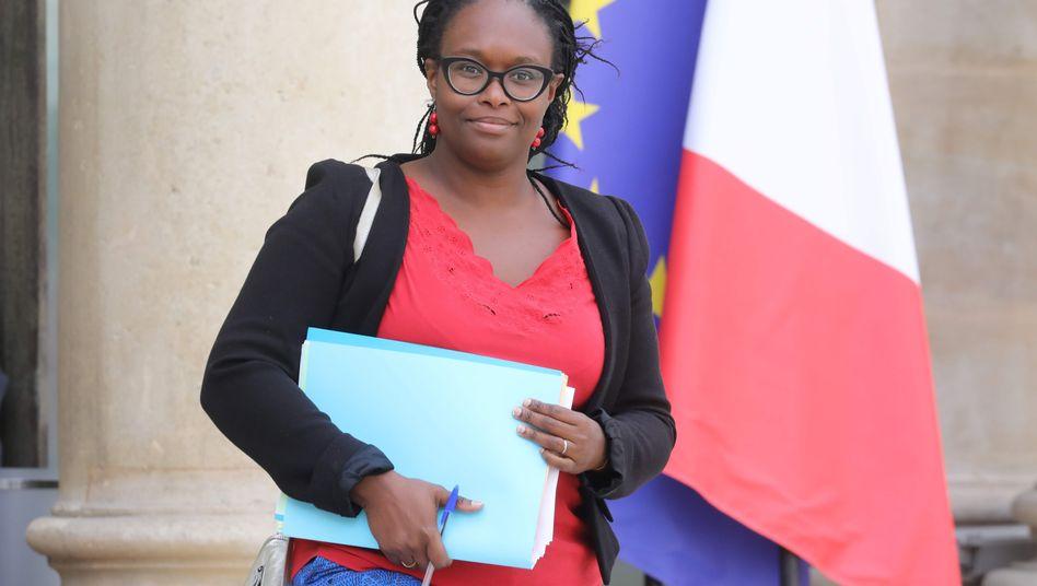 """Frankreichs Regierungssprecherin Sibeth Ndiaye: """"Immer gesagt, dass es besser ist, Verhandlungslösungen zu finden"""""""
