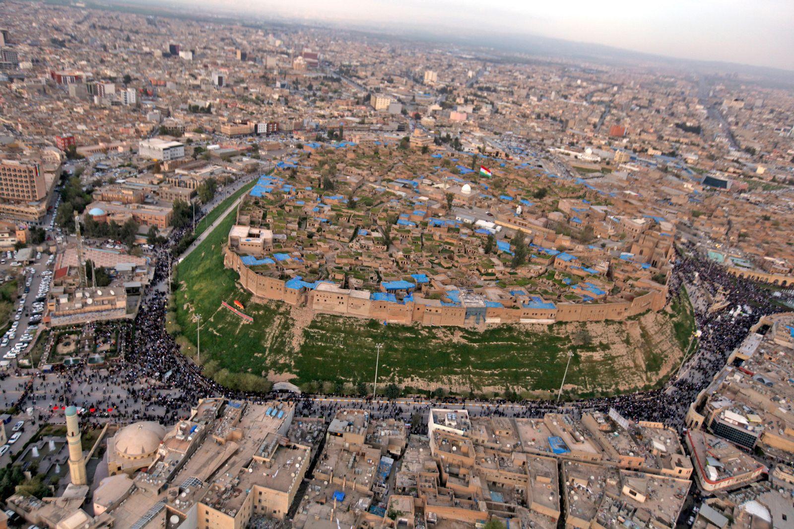 Zitadelle / Arbil / Irak