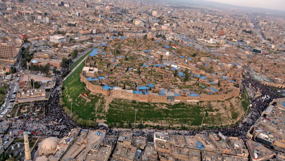 Arbil in Kurdistan-Irak: Wiederauferstehung der Schönen