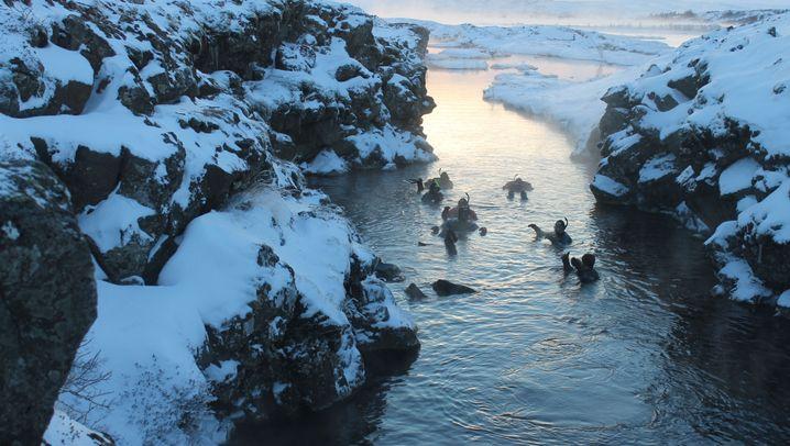 Island: Abtauchen im Grabenbruch