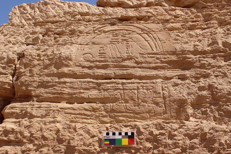 EGYPT-SWEDEN-ARCHAEOLOGY
