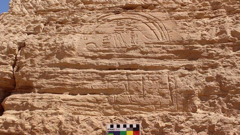 Wandmalerei aus Ägypten: Vermutlich 1508 bis 1458 vor Christus entstanden