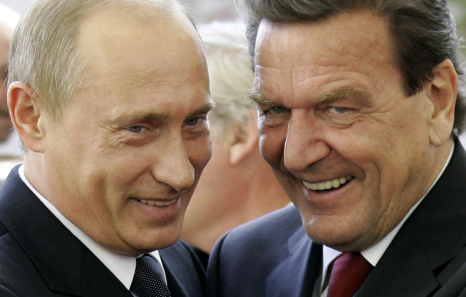 Schröder / Putin