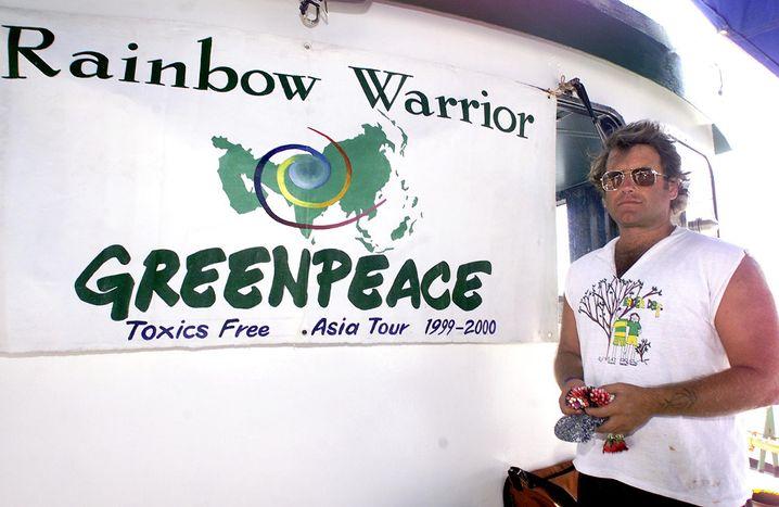 US-Aktivist Peter Willcox