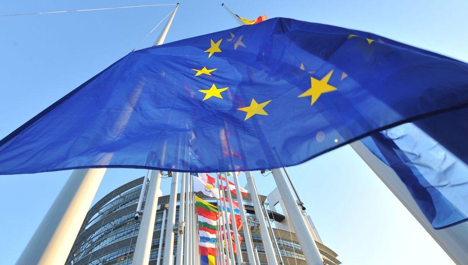 """Europaparlament in Straßburg: Debatte über Sozialmissbrauch """"überemotional und irreführend"""""""