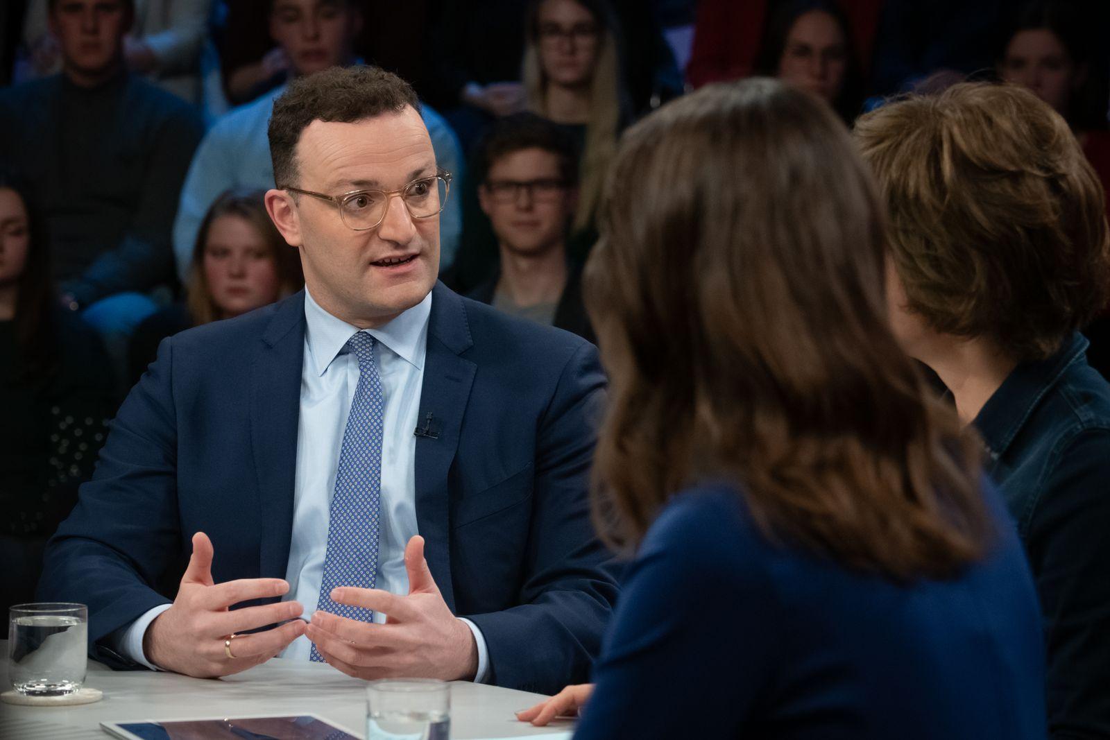 "Sendung ""maybrit illner"" 30.01.2020"