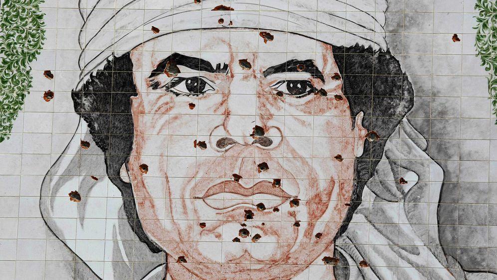 Libyen ohne Gaddafi: Die Kämpfer fordern ihren Lohn