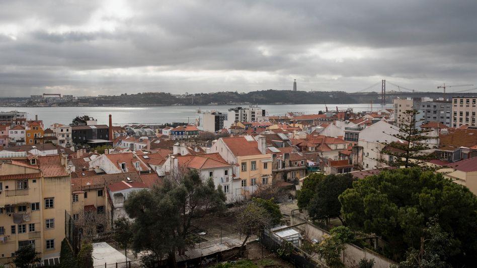 In Lissabon gibt es kaum mehr Wohnraum für sozial schwache Menschen