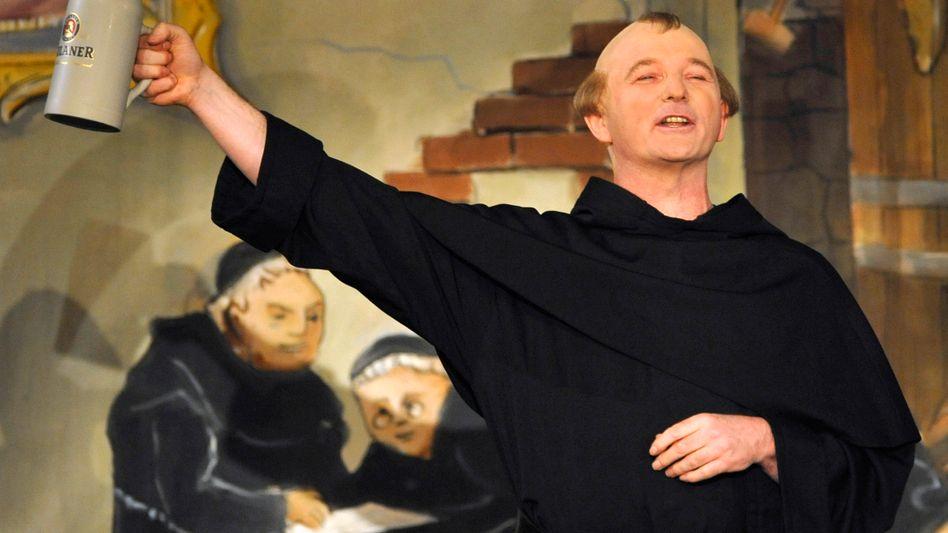 Fastenprediger Lerchenberg: Ausrutscher unter der Gürtellinie