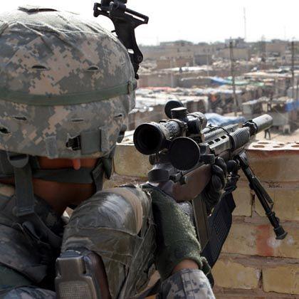 US-Scharfschütze im Irak: Schwere Vorwürfe an die Militärführung