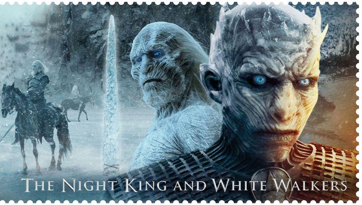 """Briefmarken: """"Game of Thrones"""" auf Papier"""