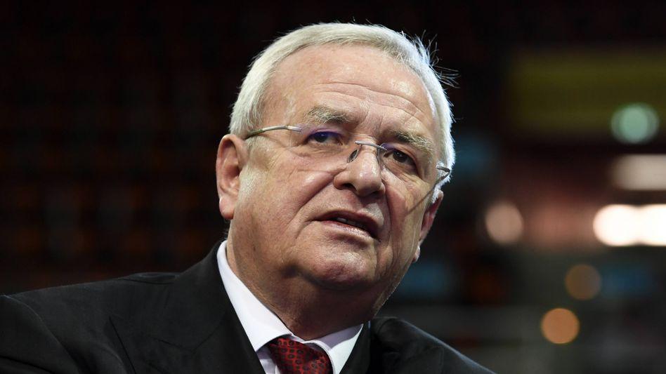 Martin Winterkorn: ab Ende Februar vor Gericht